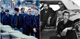 Linkin Park, the Killers