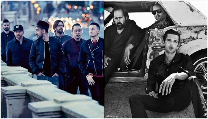 Linkin Park The Killers Among Most Streamed 2000s Songs