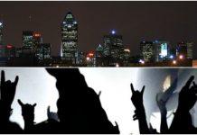 Montreal, heavy metal