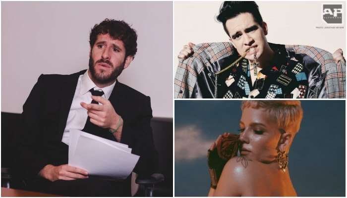 Brendon Urie, Halsey, 29 more to appear on Lil Dicky collab