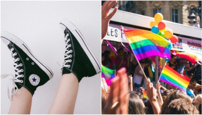 Converse Pride LGBT