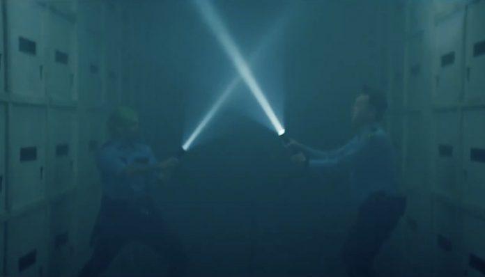simple creatures adrenaline music video
