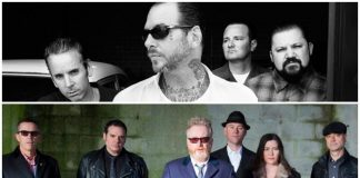 social distortion flogging molly