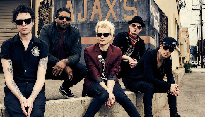 "Sum 41 are ""Out For Blood"" with new single"