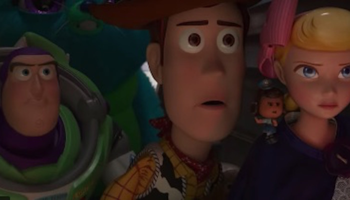 'Toy Story 4' teaser freaks out fans with realistic animation