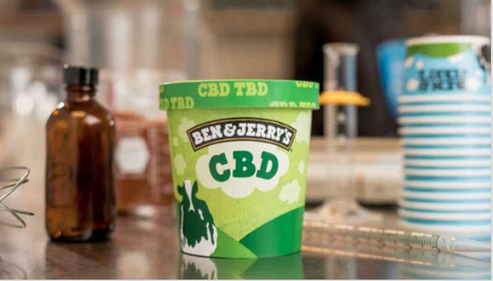 Ben & Jerry's are hopping on cannabis trend with CBD-infused ice cream