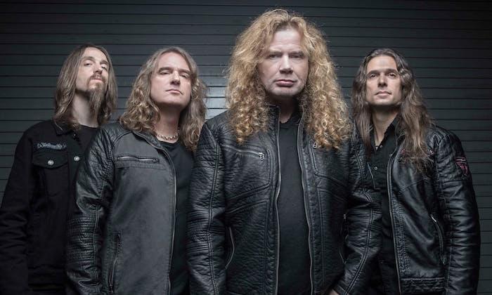 Megadeth begin working on 16th album, share studio photos