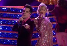Brendon Urie, Taylor Swift The Voice
