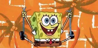 SpongeBob Squarepants shoes