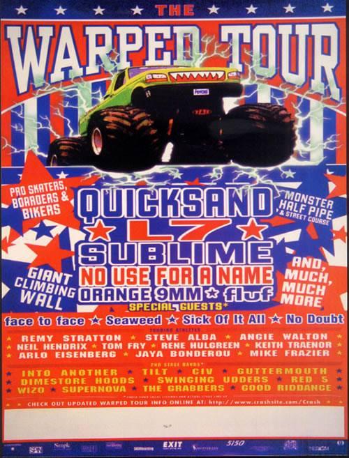 Warped Tour 1995