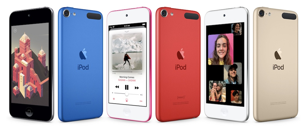Apple unveils first new iPod since 2015, and the nostalgia is real