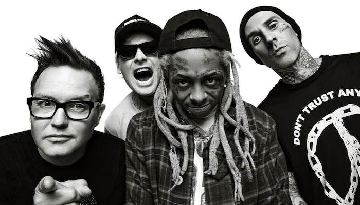 Blink 182, Lil Wayne team up for summer extravaganza