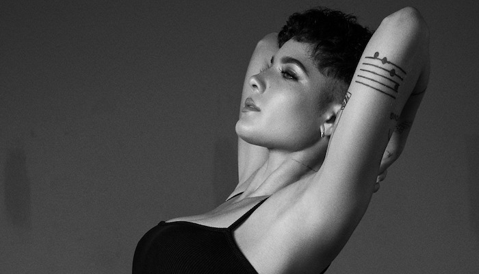 "Halsey embraces new era with first ""NIGHTMARE"" teaser photo"