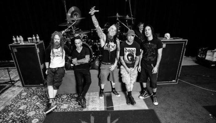 """Hellyeah drop fiery new video for """"Black Flag Army"""""""