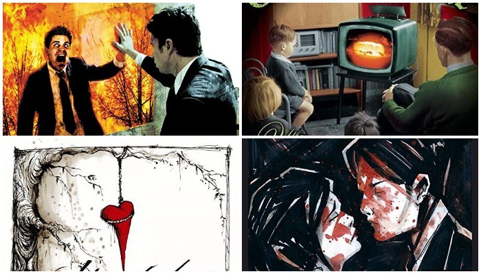 50 iconic alternative album art from the 2000s