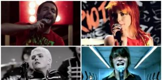a day to remember paramore my chemical romance taking back sunday iconic song intros