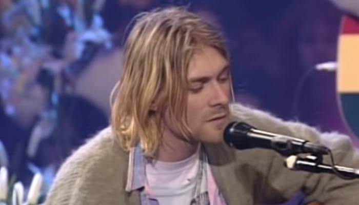 Kurt Cobain 'MTV Unplugged' sweater owner explains why he's selling it