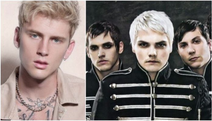 MGK, My Chemical Romance