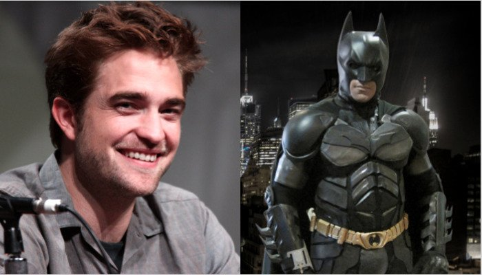 robert pattinson batman rumors