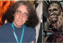 Peter Mayhew Chewbacca actor dies