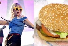 Hayley Williams, Burger King