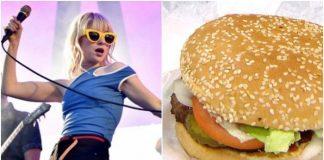Hayley Williams, Burger King