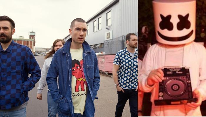 Marshmello, Bastille sued over alleged copyright infringement