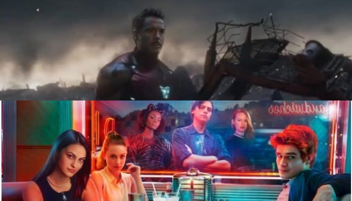 MTV Movie and TV Awards nominees include 'Avengers: Endgame,' 'Riverdale'