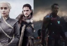 game of thrones avengers endgame