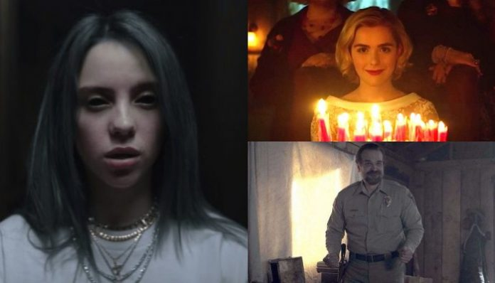 billie eilish david harbour