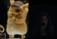 'Detective Pikachu' moviegoers traumatized when horror movie plays instead