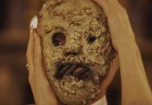 poppy scary mask