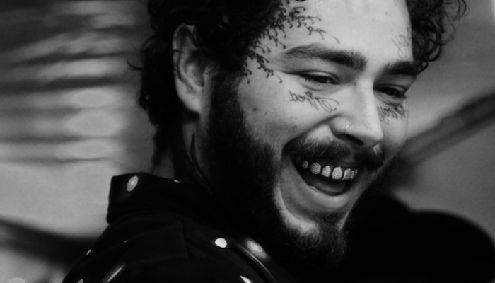 Post Malone worries about songs leaking in leaked Kanye West