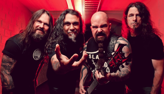 Slayer wedding jam session results in bride being thrown out of mosh pit