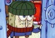 spongebob sick1