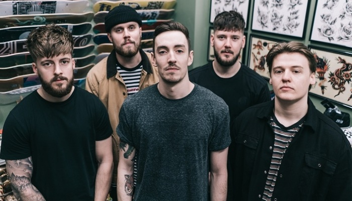 Trash Boat debut powerful Linkin Park cover for Songs That Saved My Life