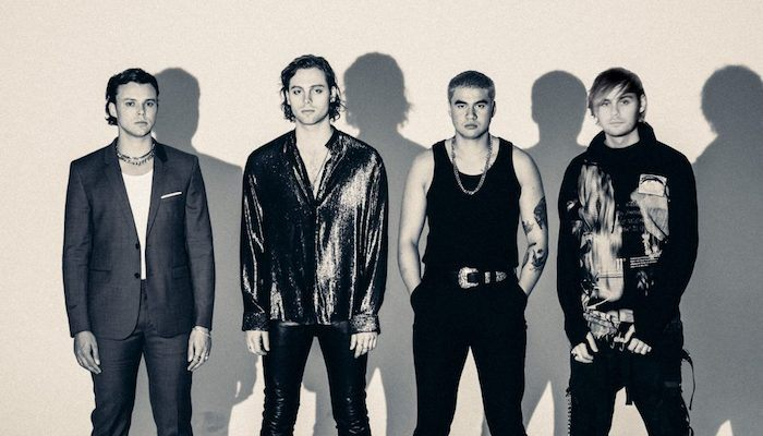 "5 Seconds Of Summer share ominous teaser for new song ""Teeth"""