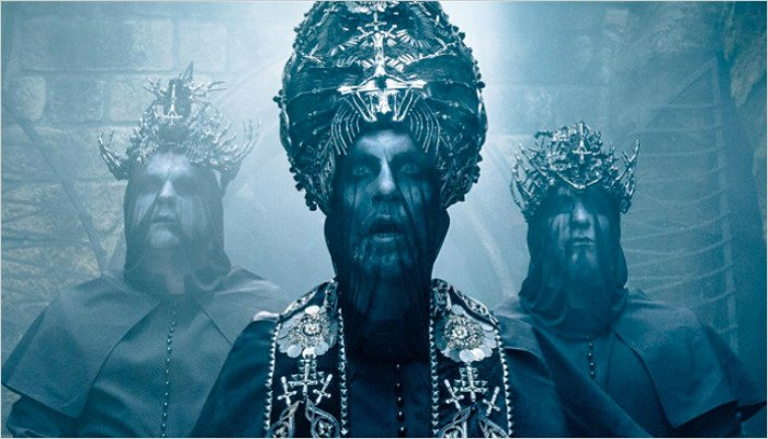 Behemoth singer probed on religion over metal shirt, asked