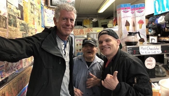 Harley Flanagan Anthony Bourdain 002