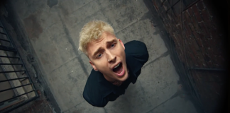 mgk machine gun kelly i think I'm okay mv
