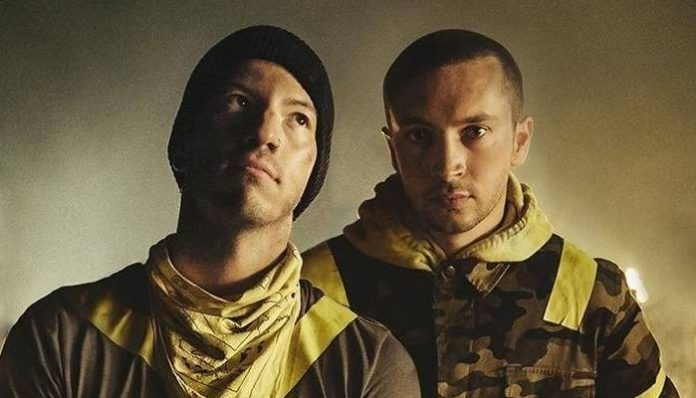 twenty one pilots trench fbook