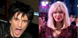 Tommy Lee, Courtney Love