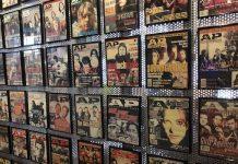 alternative press magazines wall