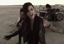 black veil brides in the end video andy biersack