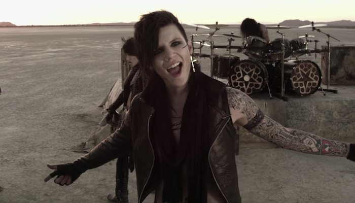 Black Veil Brides music videos from the past decade ranked