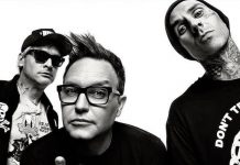 blink-182 enema tour