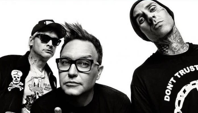 blink-182 enema tour, mark hoppus nine