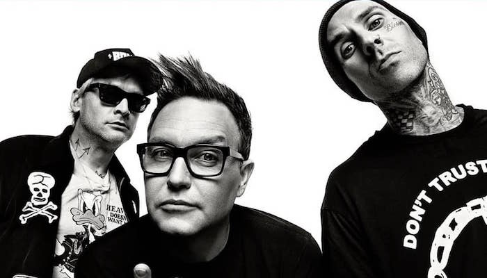 blink-182, Mötley Crüe, Weezer and more top Rock Hall Of Fame fan vote
