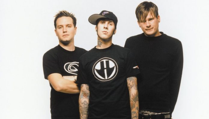 blink-182 toypaj mark hoppus tom delonge travis barker