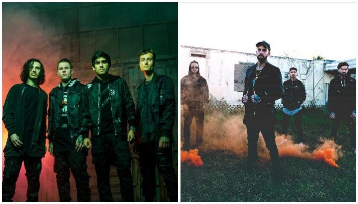 crown the empire attila rage fest 2019